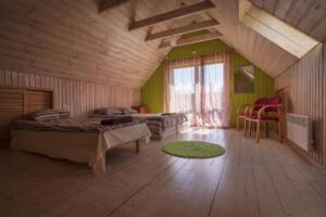 Kimmimaja magamistuba